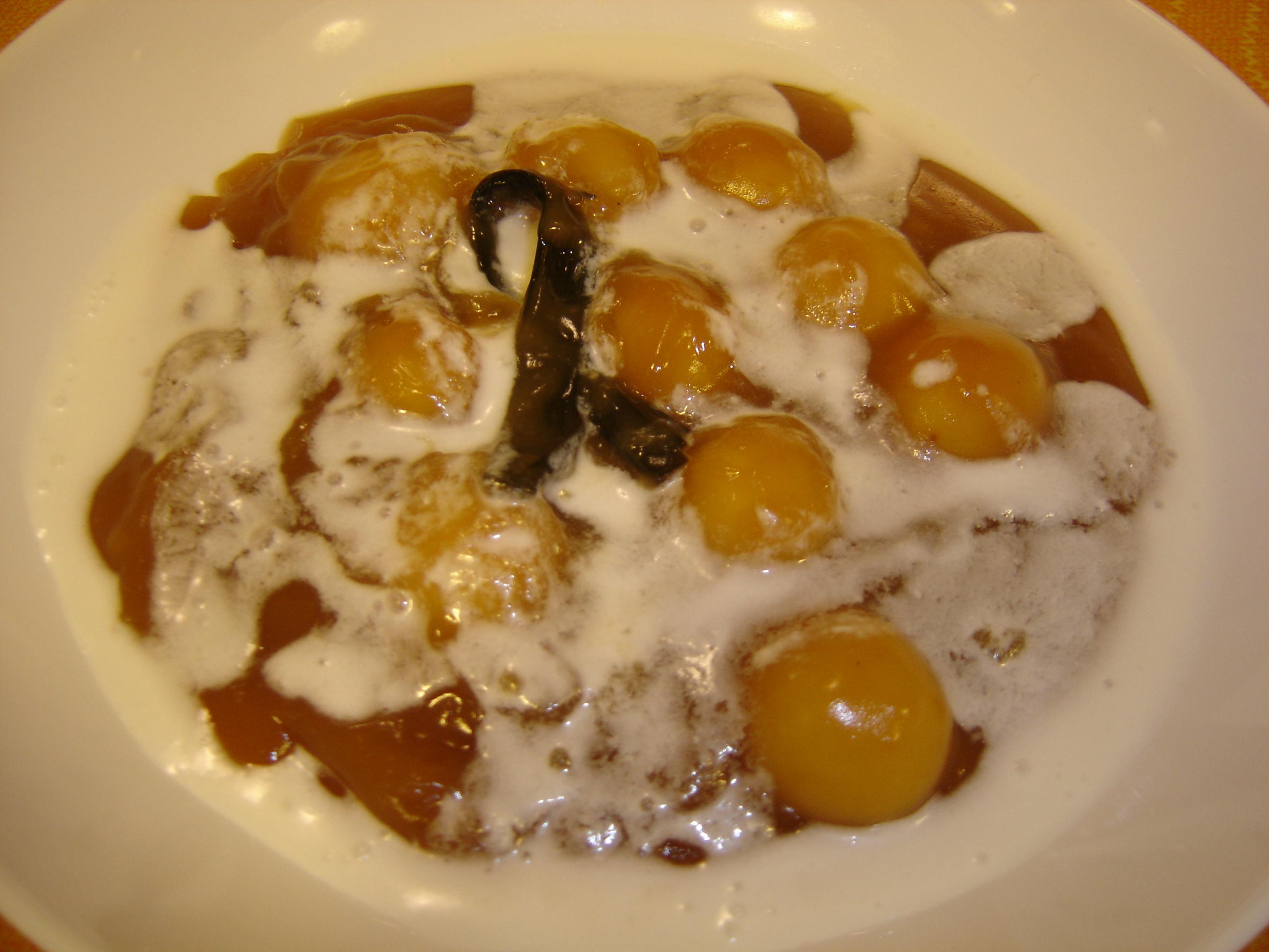 Tasty indonesian food dessert and sweet bubur candil forumfinder Gallery