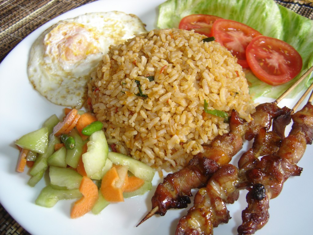 Tasty Indonesian Food - Nasi Goreng Jawa