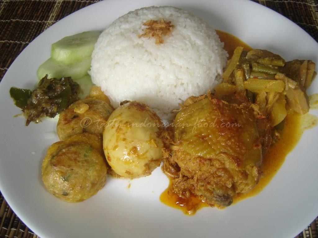 Indonesian Food Recipes Chicken