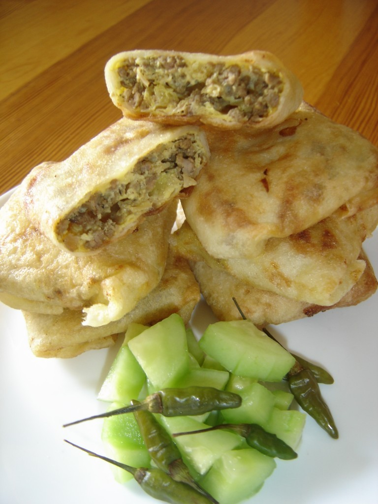 Recipes Indonesian Food Martabak